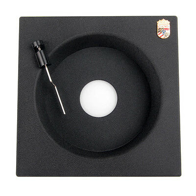 "30mm Recessed Lens Board Copal# 0 For Sinar Or Horseman 4x5"" Large Format Camera"