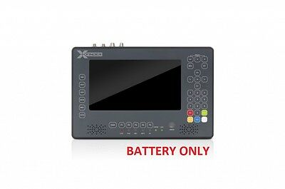 X-Finder Battery for Amiko, SAB, Golden Media Meter Original Replacement