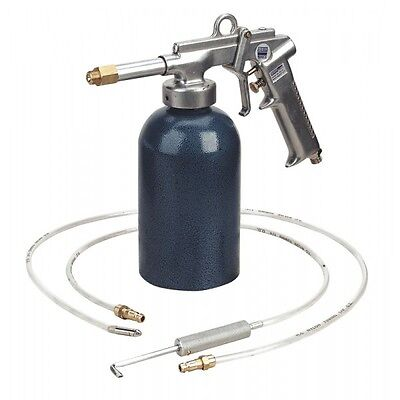 Sg18 Brand New Sealey Air Operated Wax Rust Injector Injection Gun Kit