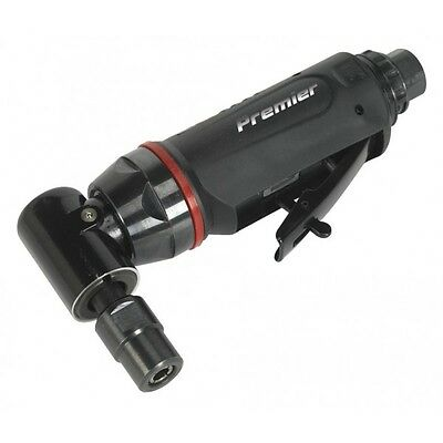 Sa653 Sealey Premier Midi 90 Degree Angle Air Die Grinder