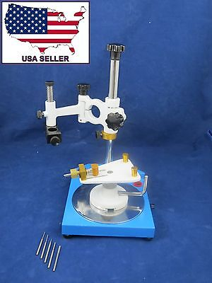 Dental Lab Articulated Stent Square Surveyor Micromotor Holder 21-1 DentQ