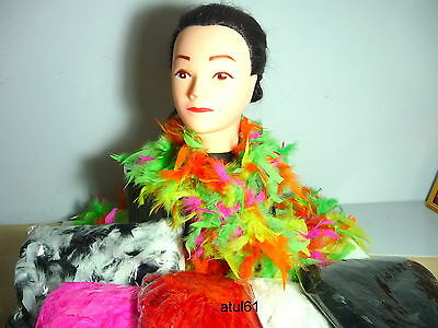 Feather Boas/feather Boa Hen Night Carnival Wedding Party Fancy Dress New