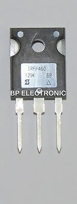 "IRFP460 IRFP 460 ""IR""  IRF460 Power MOSFET N-Channel  10 pc FL USA"