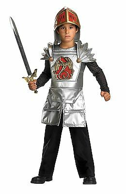 Child Size 7-8 Dragon Knight Kids Costume - Medieval or Renaissance Costumes