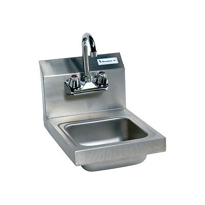 Wall Mount Hand Sink - Space Saver -Bar & Restaurant