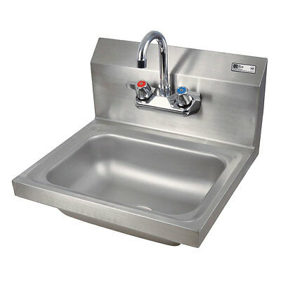 Wall Mount Hand Sink - Standard Drain - Commercial Bar & Restaurant