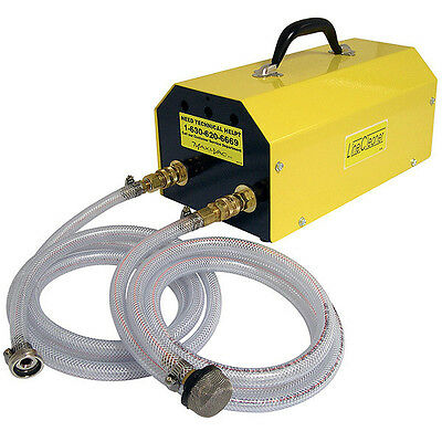 Draft Beer Line Cleaning Pump - Electric Commercial Kit - Bar, Restaurant & Pub