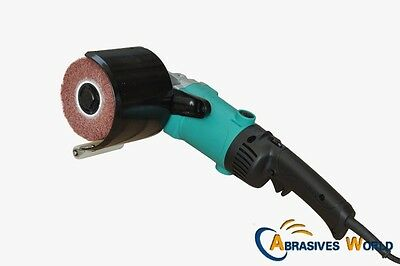 1400 W 120 MM X 100MM Stainless Steel Polisher for Metal Sanding and Polishing