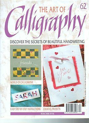 The Art Of Calligraphy Magazine - Part 62