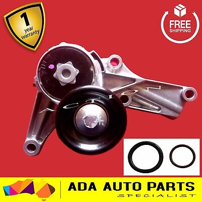 1 x HOLDEN COMMODORE V6 ENGINE DRIVE BELT TENSIONER VS VT VX VY 3.8L with O Ring