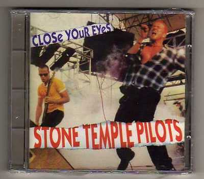 Stone Temple Pilots - Close Your Eyes - CD  LIVE '93 NO CDr  RARO! SEALED! MINT!
