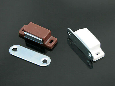 Magnetic Latch Catch for Kitchen Cabinet Cupboard Wooden / Glass Door - LC004