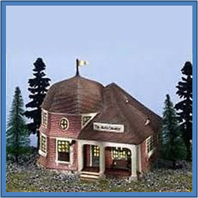Dept 56 Seasons Bay THE GRAND CREAMERY 1ST EDITION NEW!