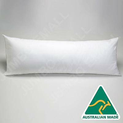 Aus Made Luxury Full Body Pillow Long Pillow-1500g Filling Cotton Cover-48x150cm