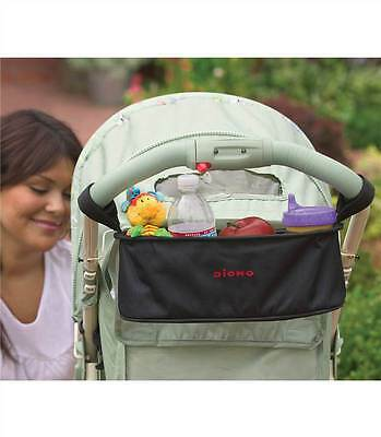 Diono Sunshine Buddy Buggy Universal Pram Pushchair Stroller Insulated Organiser