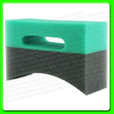 Tyre Gel Applicator Sponge [ GLTS ] For Use With Brilliant Black Tyre Cleaner