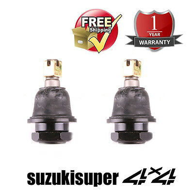 Set of 2 Nissan Navara D22 4WD Front Lower Ball Joint Kit 4/1997-2005