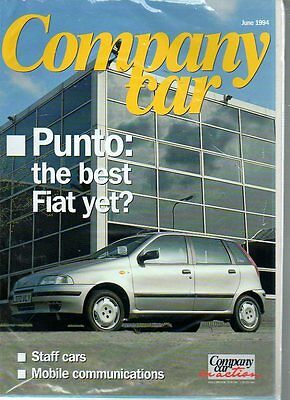 Company Car Magazine - June 1994