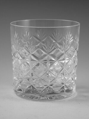 STUART Crystal - WESTBURY Cut - Tumbler Glass / Glasses - 3 1/4""