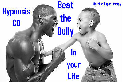Stop The Bully in your Life -Self Hypnosis Cd - Narellan Hypnotherapy