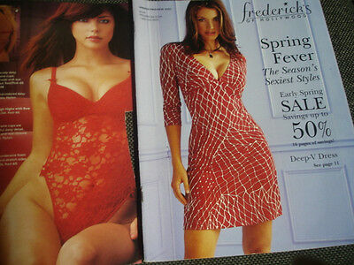 """Frederick's of Hollywood 2002 Spring Preview  """" Spring Fever Sexiest Styles  """""""