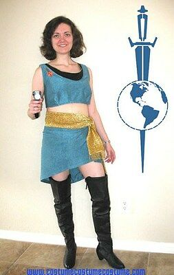 Made to Order 67/68 Woman's Mirror Uniform Two Piece choice of color