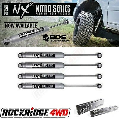BDS NX2 SERIES Shock Absorbers 92-98 Chevy Suburban 1500