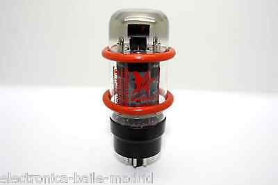 2x VACUUM TUBE DAMPER FOR 6L6 6L6GC 6CA7  6V6GT 6SL7 TUBE AMP OLD HAM RADIO