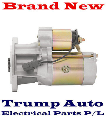 New Starter Motor for Nissan Navara D22 4WD engine ZD30ETi 3.0L Diesel 00-15