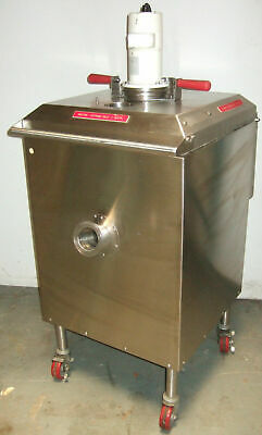 Cryogenic Granulator Model 100S With Magnetek Mixer Agitator Temp -320F