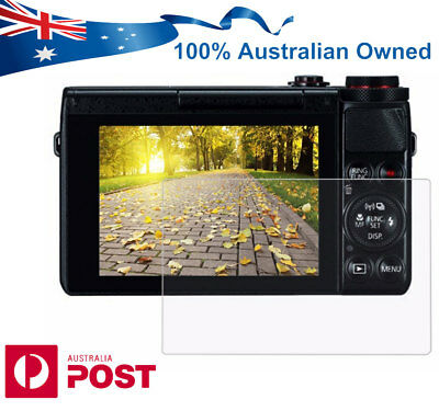 Pro Tempered Glass Screen Protector for Canon PowerShot G5X G9X G7X Camera