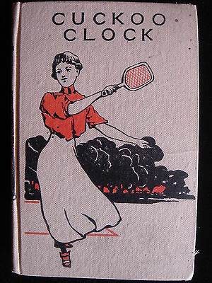 Cuckoo Clock by Mrs. Molesworth Donohue Publishing Illustrated Antique Book