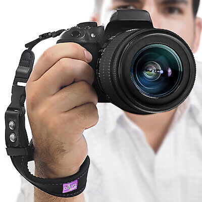 Rapid Fire™ Camera Hand Wrist Strap for DSLR & Point&Shoot by Altura Photo®