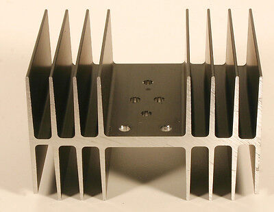 "Heat Sink - 4"" x 2 3/4"" x 2 1/2""  high"