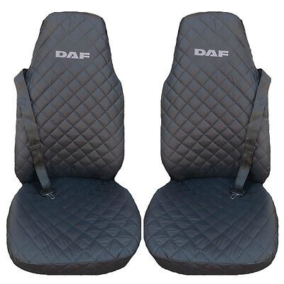 DAF 105 XF , 105CF Seat Covers 2 pieces