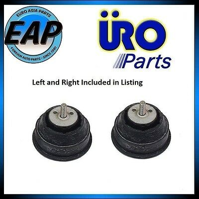 For BMW 3 Series Z4 E36 E46 E85 Pair Left and Right Engine Motor Mount NEW