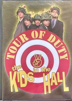 The Kids in the Hall - Tour of Duty (DVD, 2003)