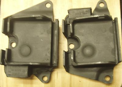 Both 69 70 71 72 73 74  75 76 77 78 Ford Ltd 351M  400 Engine Mounts Pair L+R