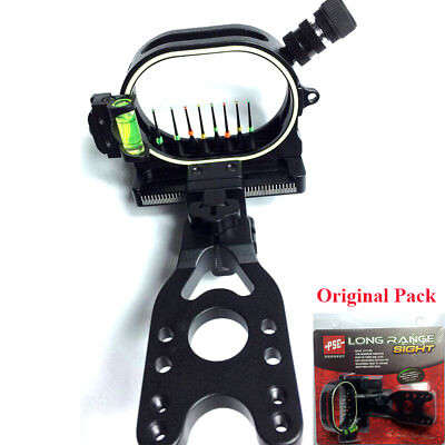 "Linkboy archery Brite-Site Xtreme bow sight 5pin 0.29"" w/ led voilet light"