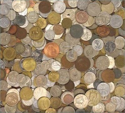 1/2 Pound of Coins With Silver