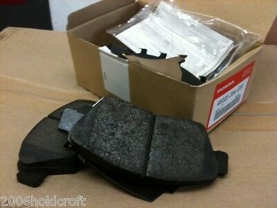 Genuine Honda CRV Rear Brake Pads 2007-2012