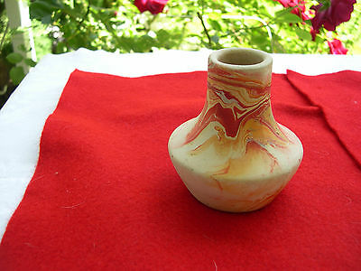 Nemadji  River  Small Vase