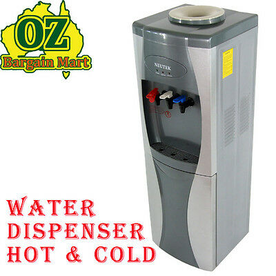 Neutek Water Cooler Dispenser Filter Purifier Hot Cold Awesome Taste Floor Stand