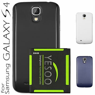 YESOO NFC 5200mAh Extended Battery + Cover For Samsung Galaxy S4 SIV i9500