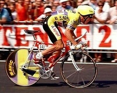 Greg LeMond American Tour de France Cycling Legend 10x8 Photo
