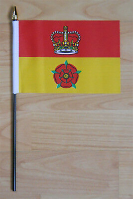 Hampshire Hand Flag - small
