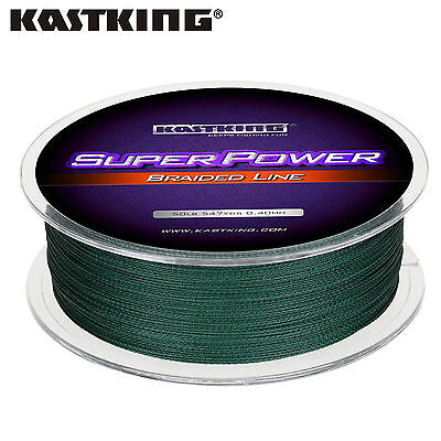 SuperPower 300/500/1000M 100% PE Dyneema Braid Fishing Line 10-150LB Saltwater