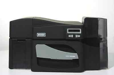 Refurbished Fargo DTC4500 Double Sided ID Card Printer 90 Day Warranty + Support