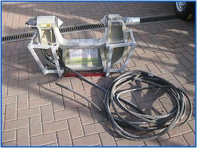 Hire of Cruncher 300mm or 150mm Jaws