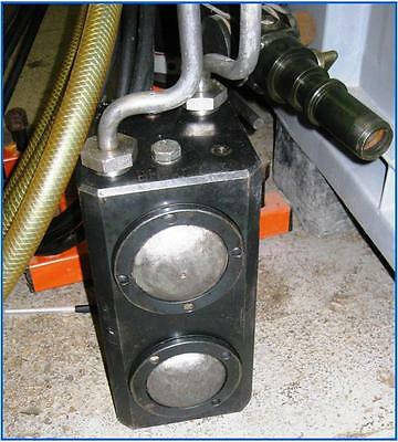 "Hire of 4"" or 8"" Burster - Diamond Drilling"